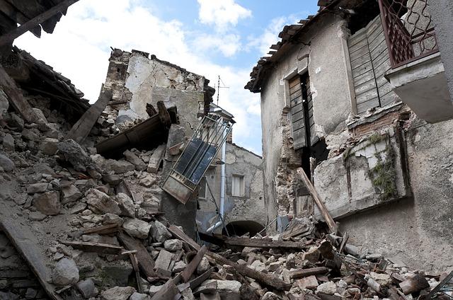 רעידות אדמה - מבוא