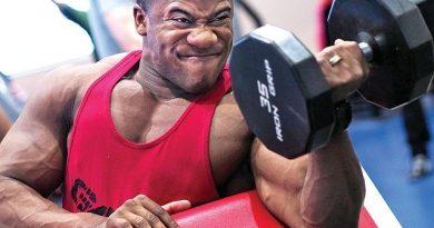 שרירים ותנועות